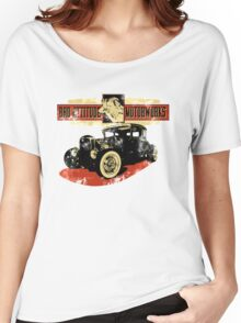 Bad Attitude Motorworks Women's Relaxed Fit T-Shirt