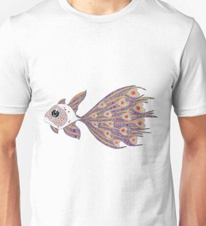 Fish of hearts  (original sold) Unisex T-Shirt