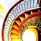 The overexposed Staircase by Imi Koetz