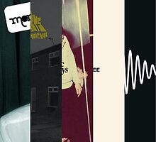 Arctic Monkeys Album Art by MissNothing