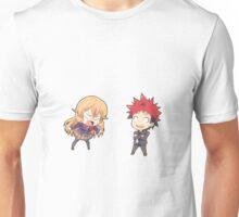 Nakiri Erina & Yukihira Souma Chibi Unisex T-Shirt