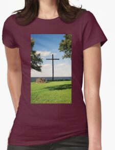 The Old Wooden Cross T-Shirt