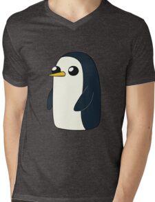 Gunter Mens V-Neck T-Shirt