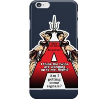 Archer - The Twins iPhone Case/Skin