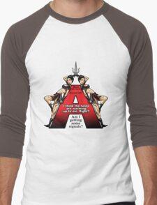 Archer - The Twins Men's Baseball ¾ T-Shirt