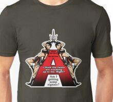 Archer - The Twins Unisex T-Shirt