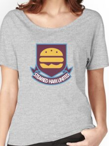 Steamed Ham United FC Women's Relaxed Fit T-Shirt