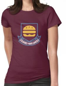 Steamed Ham United FC Womens Fitted T-Shirt