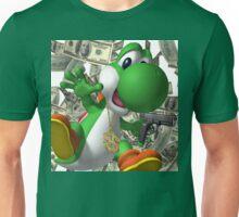 Gangster Yoshi Unisex T-Shirt