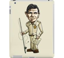Andy Griffith - Sheriff iPad Case/Skin