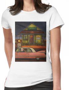 Sleepwalker 2 Womens Fitted T-Shirt