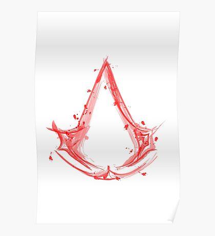 Splatter - Assassin Poster