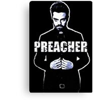 preacher,tv,series, Canvas Print