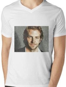 Bradley Mens V-Neck T-Shirt
