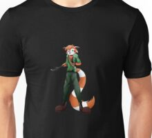 Riley red panda Unisex T-Shirt