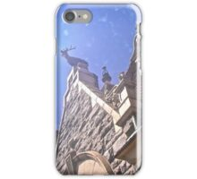 More Turrets of Boldt Castle, New York, USA iPhone Case/Skin