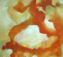 Abstract Orange 2 by Riana222
