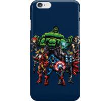 Avengers Assemble! iPhone Case/Skin