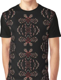 Flowery fractal Graphic T-Shirt