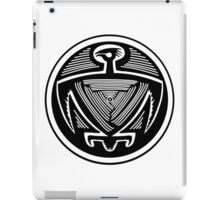 Mimbres Bird iPad Case/Skin
