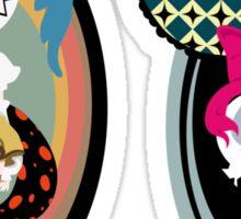 Puella Magi Holy Quintet part 1 Sticker