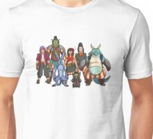 Fantastic Express - Crew Unisex T-Shirt