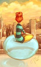 Personal Bubble by ENVreeland