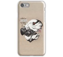 Armed Fish Grafitti iPhone Cover iPhone Case/Skin