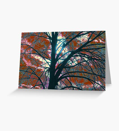 LIGHT PUZZLE Greeting Card