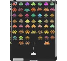 Fashionable Invaders iPad Case/Skin