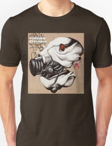 Armed Fish PNG T-Shirt