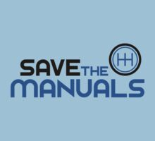 Save The Manuals (3) Kids Clothes