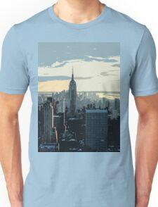 City landscape Unisex T-Shirt
