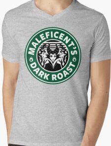 Maleficent's Dark Roast Mens V-Neck T-Shirt