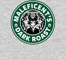 Maleficent's Dark Roast Womens Fitted T-Shirt
