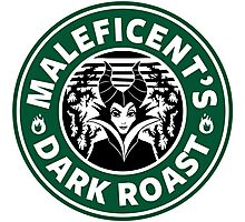 Maleficent's Dark Roast Photographic Print