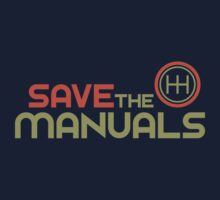 Save The Manuals (4) Kids Clothes