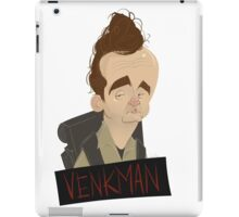 Ghostbusters: Venkman Caricature  iPad Case/Skin