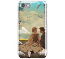Vintage Modern Collection -- All Eyes On Me iPhone Case/Skin