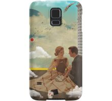 Vintage Modern Collection -- All Eyes On Me Samsung Galaxy Case/Skin