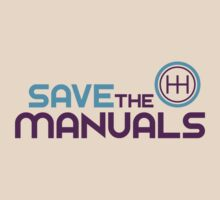 Save The Manuals (5) by PlanDesigner