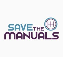 Save The Manuals (5) Kids Clothes