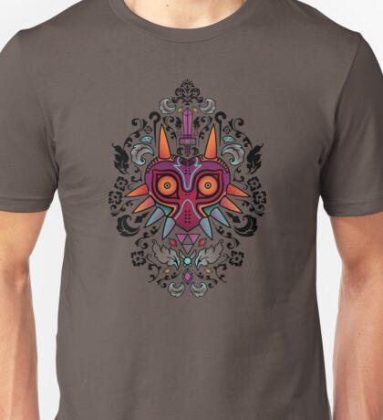 Majora's Damask Unisex T-Shirt