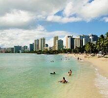 Waikiki by the WORLD in a  FRAME