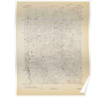 USGS TOPO Map California CA Childs Hill 302694 1966 24000 geo Poster