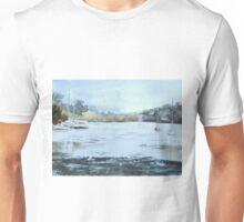 Moored at Mylor Bridge Unisex T-Shirt
