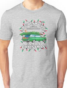 National Lampoon's - Xmas Station Wagon Unisex T-Shirt