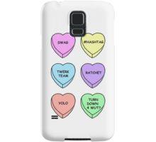 Twerk Hearts Samsung Galaxy Case/Skin