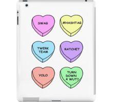 Twerk Hearts iPad Case/Skin
