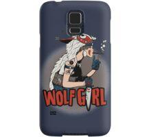 Wolf Girl Samsung Galaxy Case/Skin